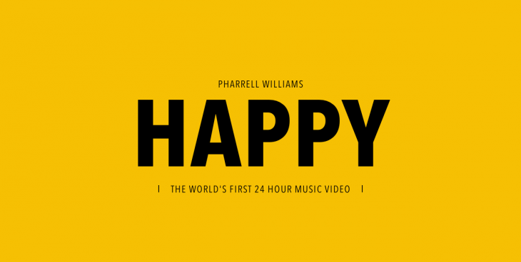 03 Pharrell 730x368 5 of the most awesome interactive online music videos