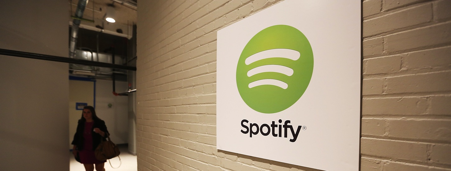 Spotify Gets a New, Darker Look