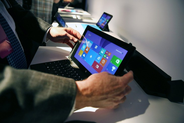 181681798 730x486 How the tablet market evolved in 2013: Google, Apple, Samsung, Amazon, and Microsoft battle on