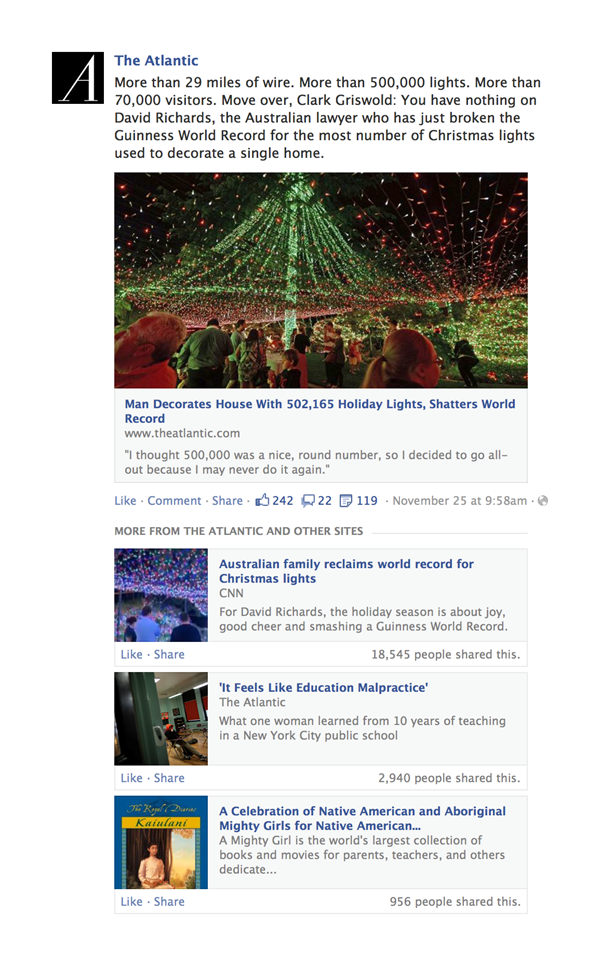 DisplayMedia Facebook tweaks News Feed to surface more articles and fewer memes, resurface stories when friends comment