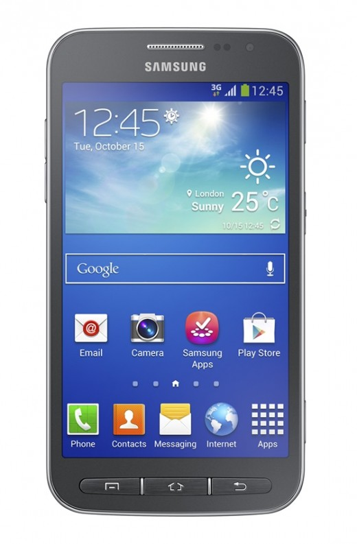 Galaxy Core Advance 1 520x793 Samsung announces the Galaxy Core Advance, a budget smartphone arriving in 2014