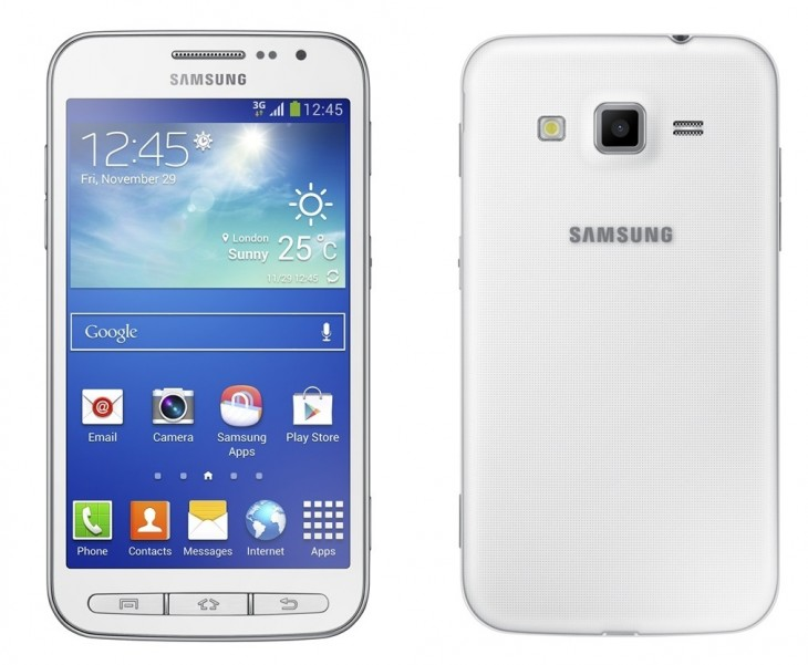 Galaxy Core Advance W 1 horz 730x601 Samsungs Galaxy Core Advance goes on sale for $390 this week, starting in Korea