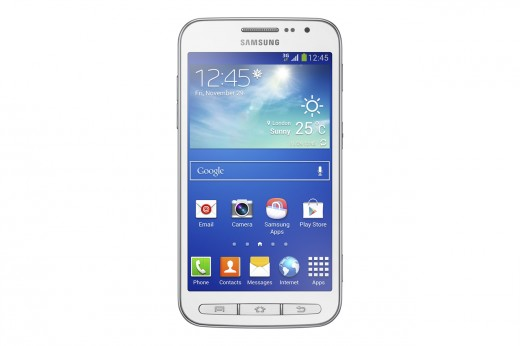 Galaxy Core Advance W 2 520x346 Samsung announces the Galaxy Core Advance, a budget smartphone arriving in 2014