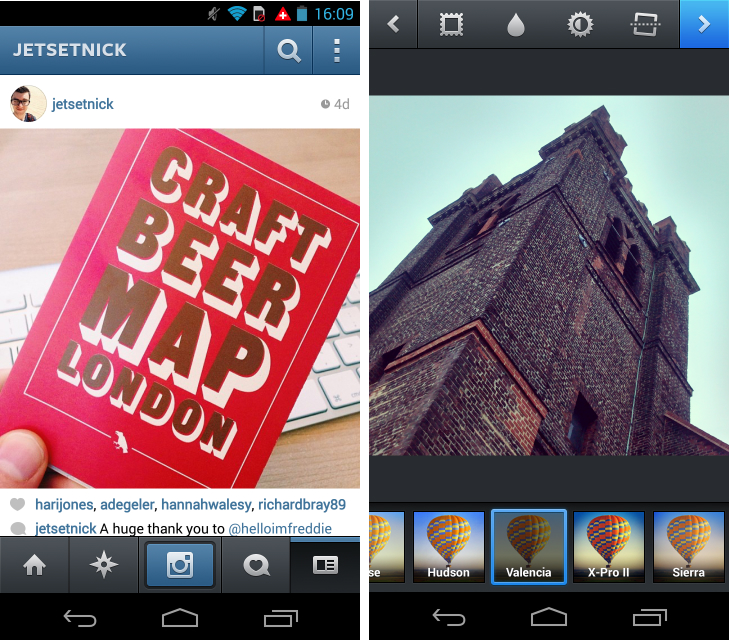 Insta2 So you've just got an Android device? Download these apps first