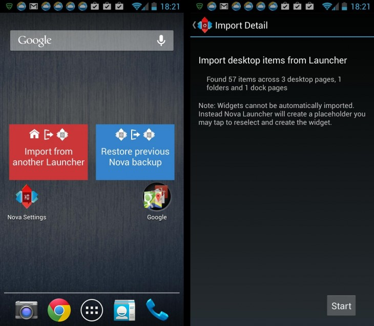 Nova import 730x637 11 of the best Android launchers and home screen replacements you can download today