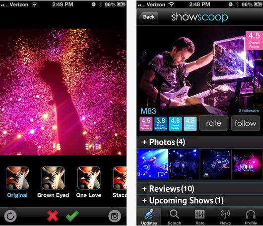 ShowScoop 89 of the best iOS apps launched in 2013