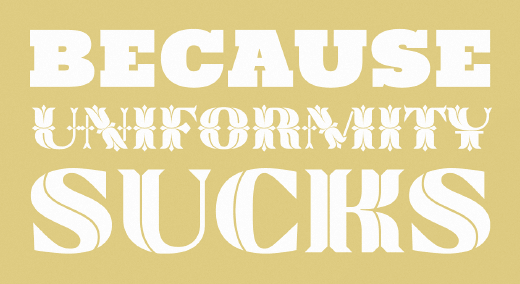 diversa The best typefaces of 2013
