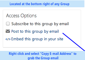 new group email location 1 copy Microsoft updates Yammer with option to add outside users via email and forward emails to post messages