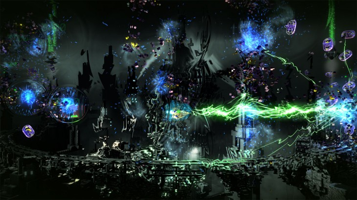 resogun 730x410 PlayStation 4 and Xbox One gaming roundup: The best and worst titles for your new console