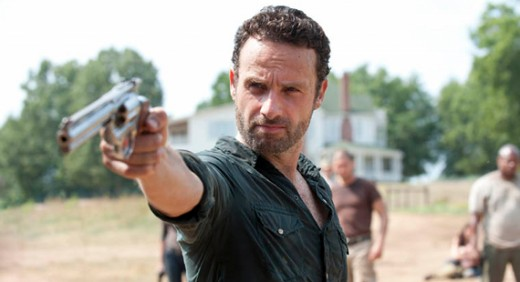 the walking dead season 2 images rick shoots sophia 520x282 What I learned about leadership from watching The Walking Dead