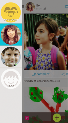unnameds 220x395 Keepy now lets you preserve family memories on Android