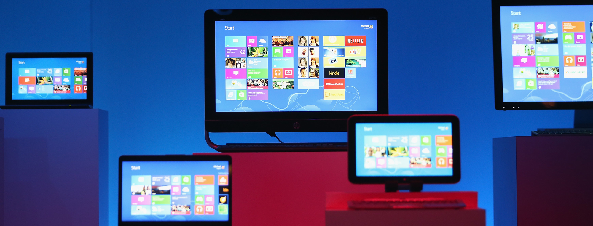 Windows 8 and Windows 8.1 pass 10% market share, Windows 7 still gains more, and Windows XP falls below 30%