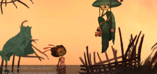 DOTD ForgottenMaiden 520x245 Double Fine will give backers part one of its $3.3m Kickstarter game Broken Age on January 14