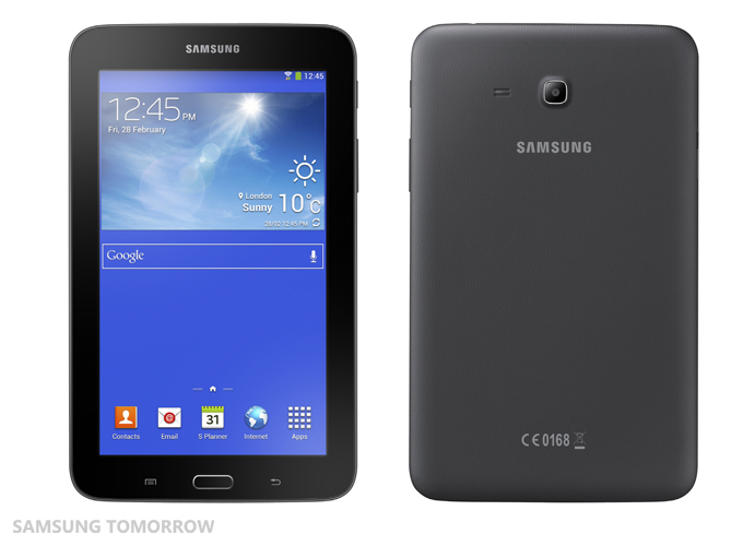 Galaxy Tab3 Lite 03 Samsung announces the Galaxy Tab 3 Lite, a low end 7 inch Android tablet