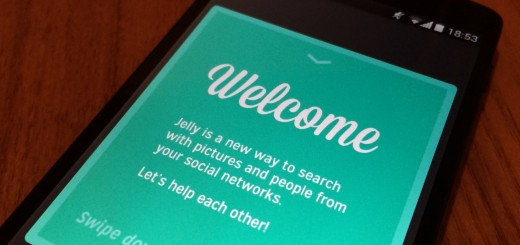Jelly1 520x245 Review: Jelly for Android and iOS is more than just beautiful, but how useful it can be is up to you