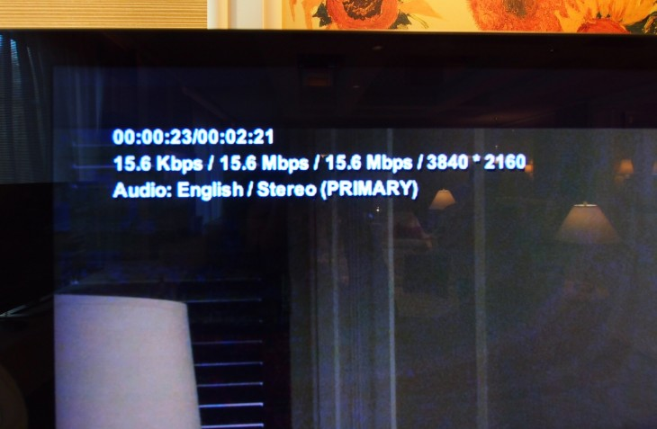 Netflix 4K mbps 730x477 It uses more than twice the bandwidth of HD, but LG's 4K Netflix enabled TV is pretty sweet