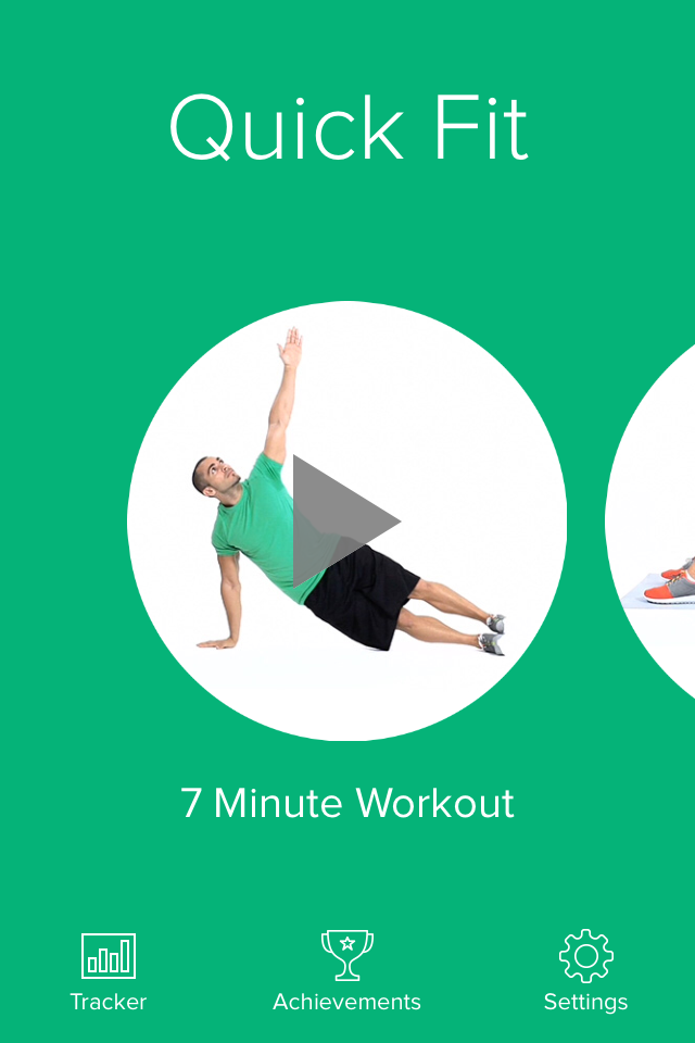Quick Fit for iPhone brings more than the 7 Minute Workout to your home