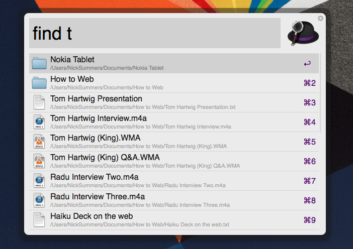 Screen Shot 2014 01 21 at 16.41.45 An in depth guide to Alfred, the incredible productivity and launcher app for Mac