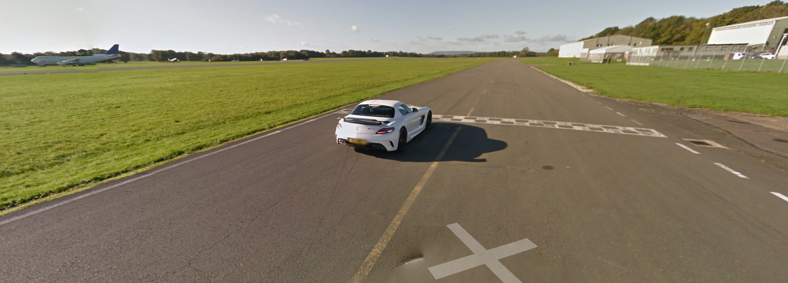 Explore the Top Gear test track with Google's new 360-degree Street View photos