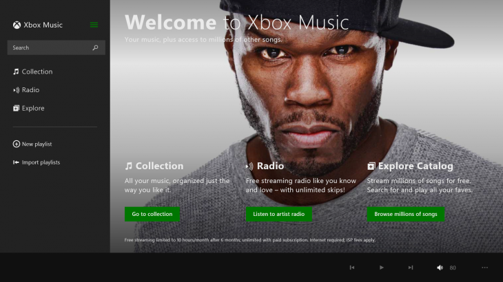 Screenshot 69 730x410 15 of the best music streaming platforms online today. Which one is best for you?