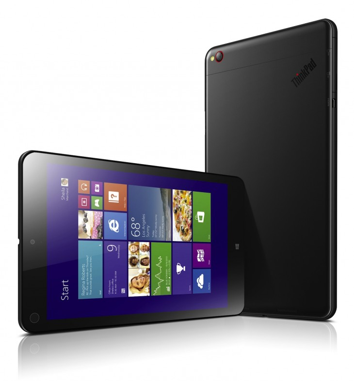 Thinkpad 8 Win 8 01 730x787 Lenovo unveils over 15 new devices, including convertible tablets and a carbon fiber ultrabook