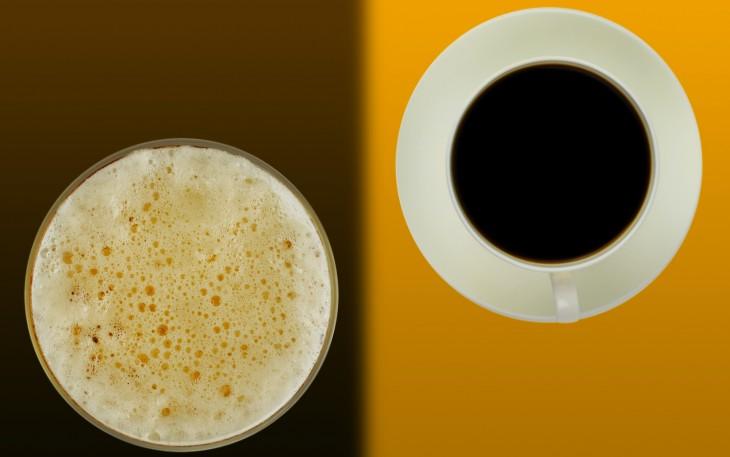 Café&  Cafeína  - Magazine cover