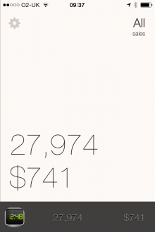 f5 220x330 Looking for a simple tool to track your iOS app downloads and revenues? Check out the Stat App for iPhone