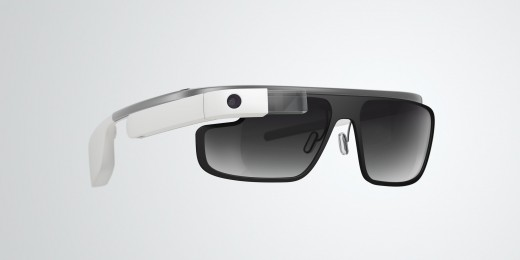 glass9 520x260 Google Glass can now be used with regular glasses after Google introduces $225 frames