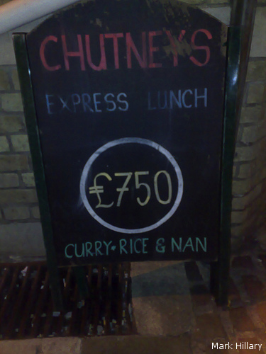 price chutney lunch Why enterprises (big and small) are slow to adopt social collaboration tools