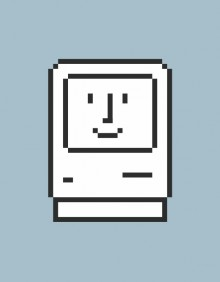 smile 220x282 Original Mac designer Susan Kare on how everyday objects made computing personal