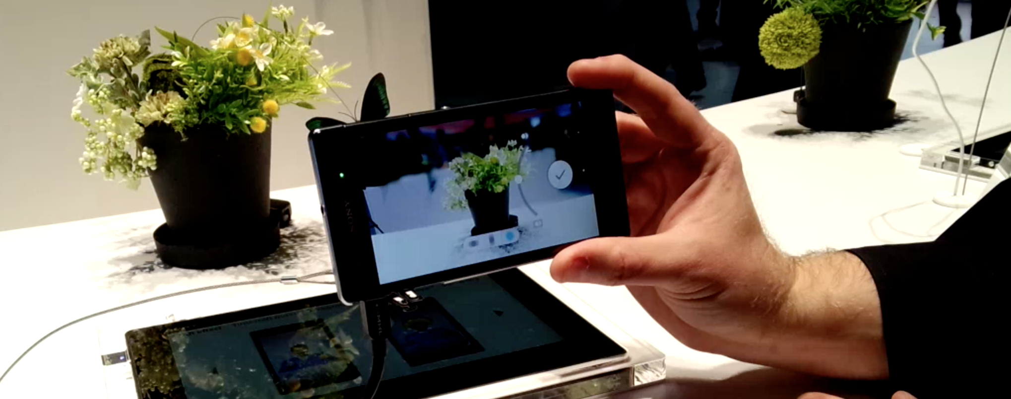 Sony's new Background Defocus feature on the Xperia Z1S is gorgeous, when it works