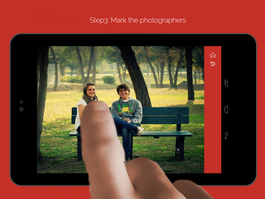 step3 520x390 Groopic, an app to help you take group photos, goes freemium and launches on Android