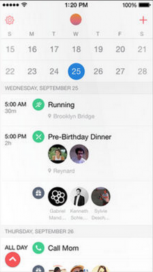 sunrise 220x391 20 of the best productivity apps of 2013