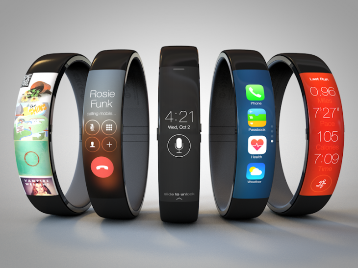 toddham iwatch all 730x547 Apple, please use this gorgeous FuelBand inspired concept design for the iWatch