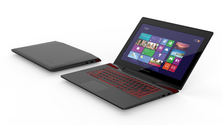 y50 laptop 730x410 Lenovo unveils over 15 new devices, including convertible tablets and a carbon fiber ultrabook