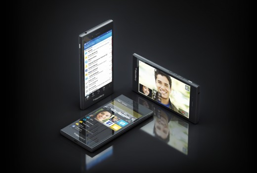 BlackBerry Z3 520x351 BlackBerry announces Q20 and Z3 smartphones, arriving this year