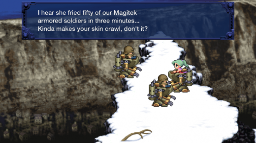 Final Fantasy VI 3 520x292 Why you should buy Final Fantasy VI: A true classic now on iOS and Android