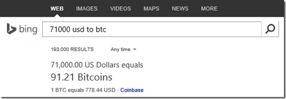 bitcoin thumb 5200E5FD Microsoft beats Google by adding Bitcoin currency conversion to Bing
