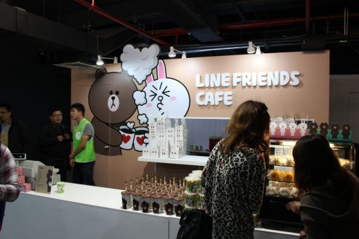 cb1ebdbc 1 520x346 Asian chat app Line now has its own theme park, and its going global