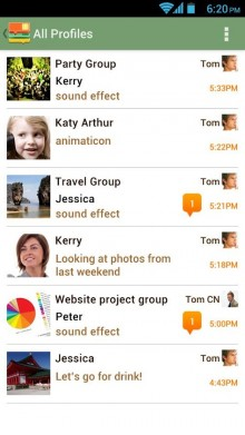 chaatz 220x391 10 of the best new Android apps from February