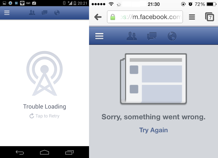 facebook mobile apps revoke permissions Facebook flaw allegedly prevents you from revoking app permissions on mobile