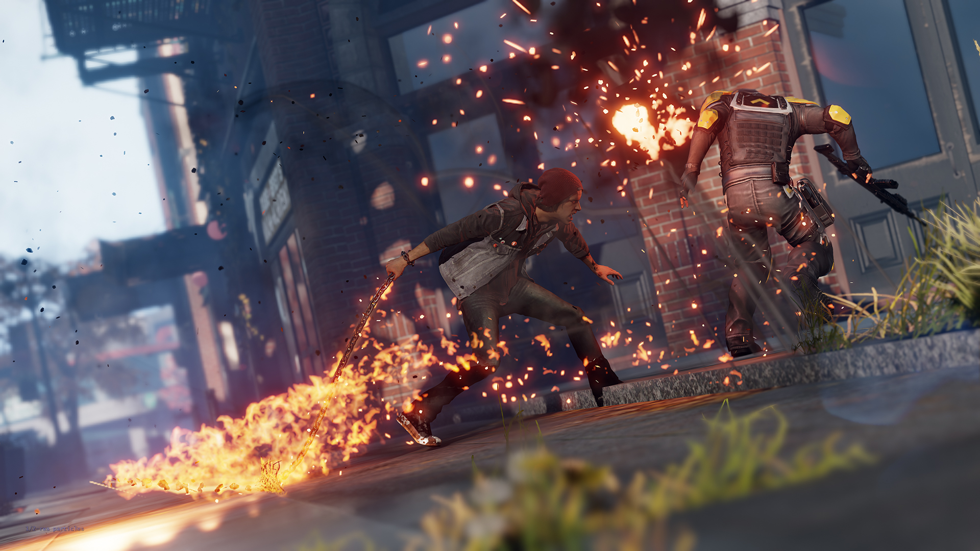 PlayStation Preview: Hands-on with Infamous: Second Son