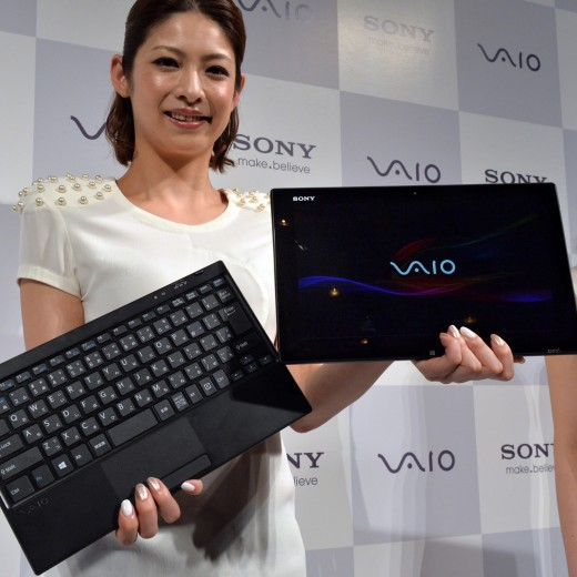 sony v crop 520x520 Sony denies its in talks to sell its overseas Vaio PC business to Lenovo