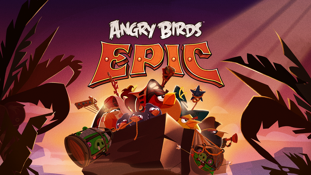 Angry Birds Epic Is a Turn-Based RPG With a 'Challenging Endgame'