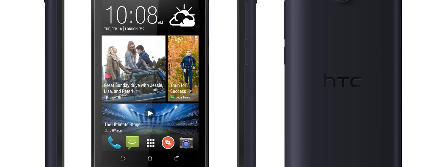 HTC Launches Desire 310 Quad-core Entry-level Smartphone