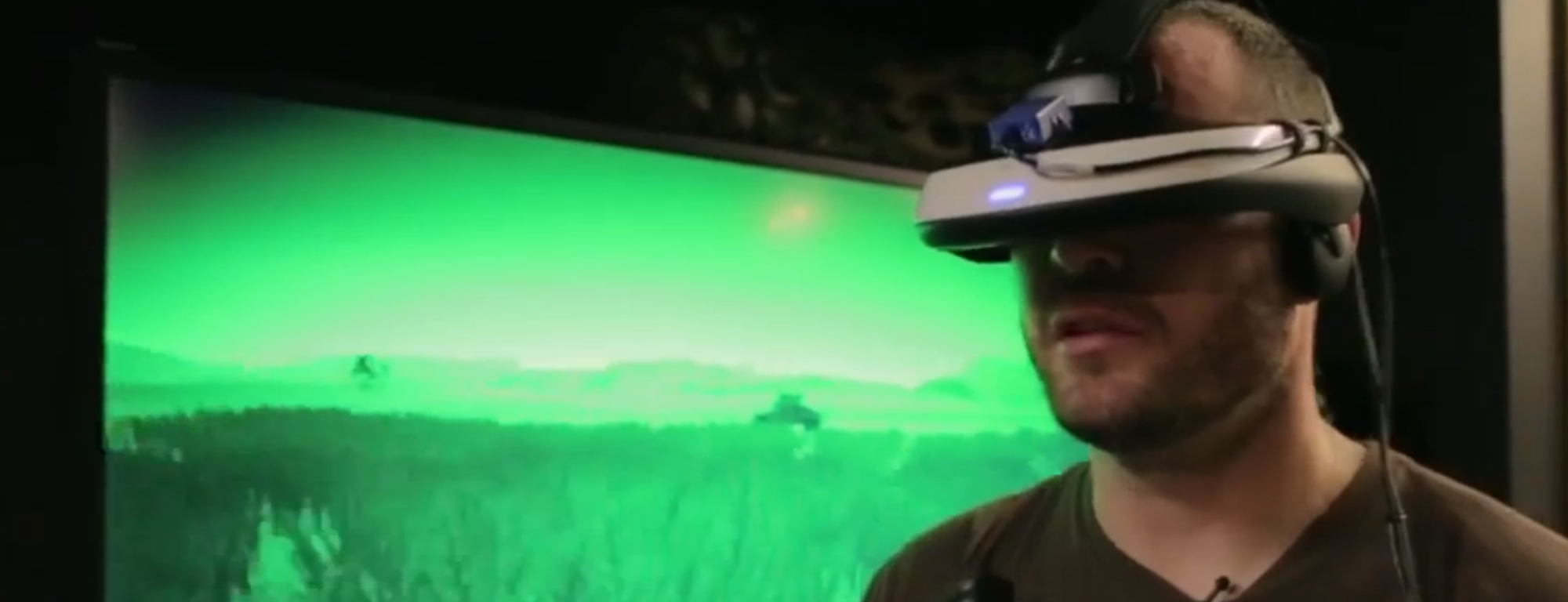 How Virtual Reality is Treating Post-Traumatic Stress Disorder