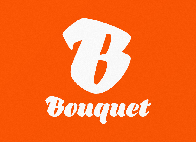bouquet Our favorite typefaces from February 2014
