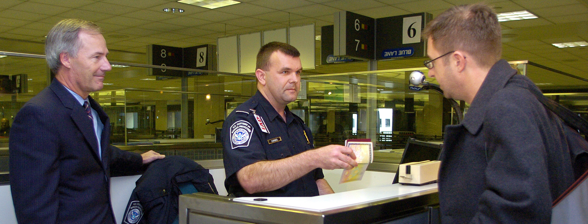 Airport Security Staff are Going to Hate Wearable Cameras