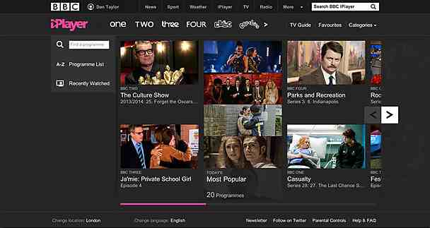 p01tl9fy The BBC launches an all new redesigned responsive iPlayer, now features Collections of programmes