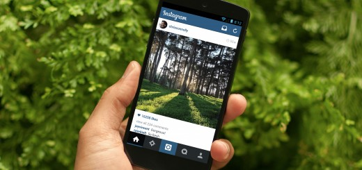 press big 520x245 Instagram for Android gets faster, more responsive and a gorgeous flat redesign